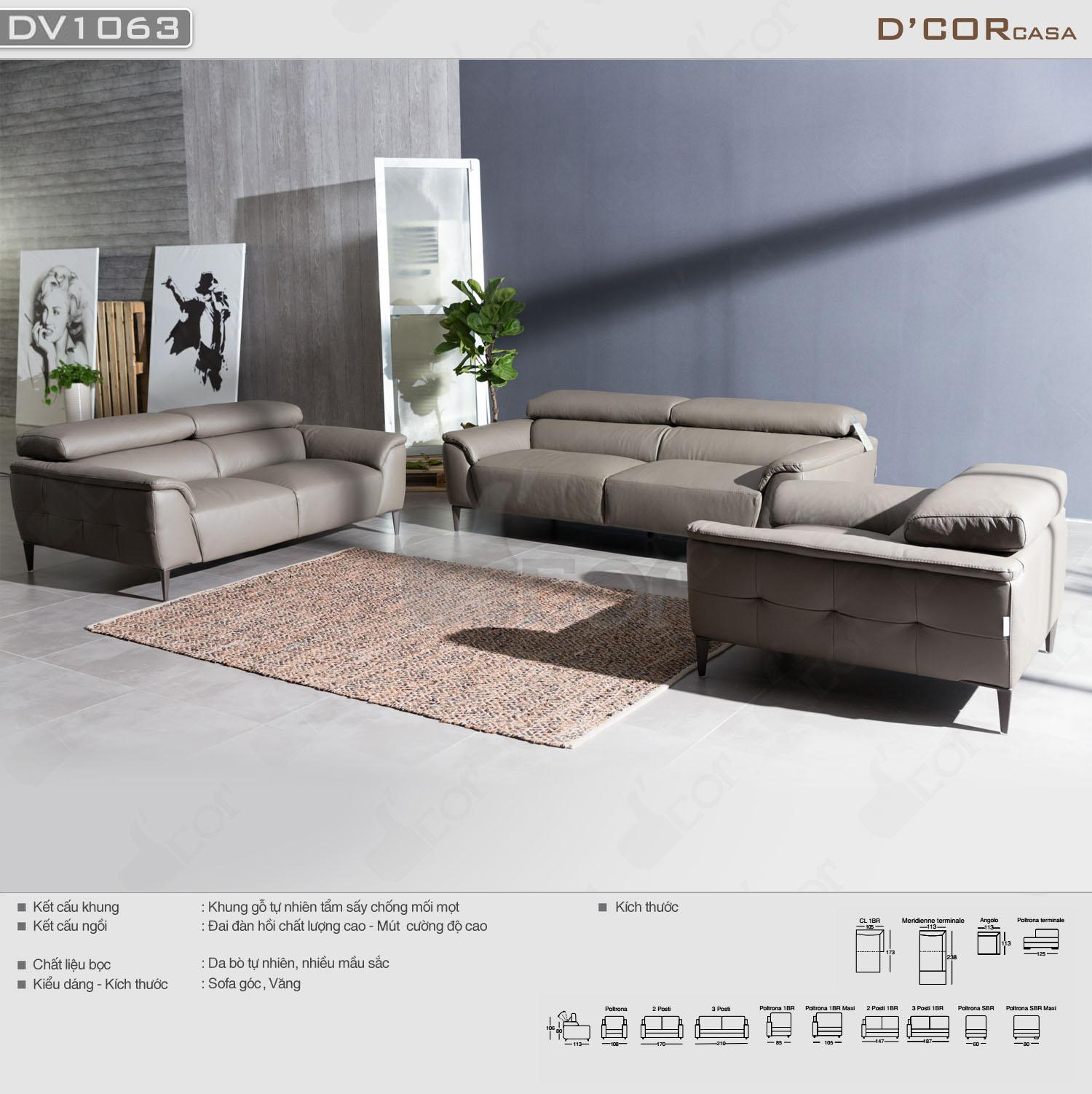 Xu hướng sofa đẹp năm 2021